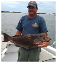 Another day fishing with On The Hook Charters in Daytona Beach, Florida