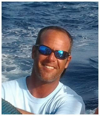 Meet Captain Corey Simmons of On The Hook Charters in Daytona Beach, Florida