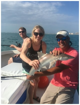 Daytona beach fishing pictures on the hook charters for Fishing charters daytona beach florida