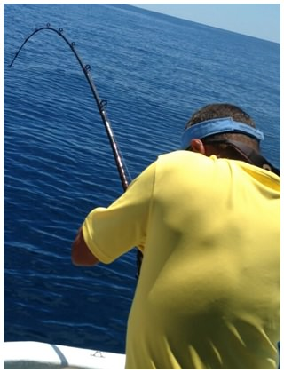 Deep sea fishing near Daytona Beach